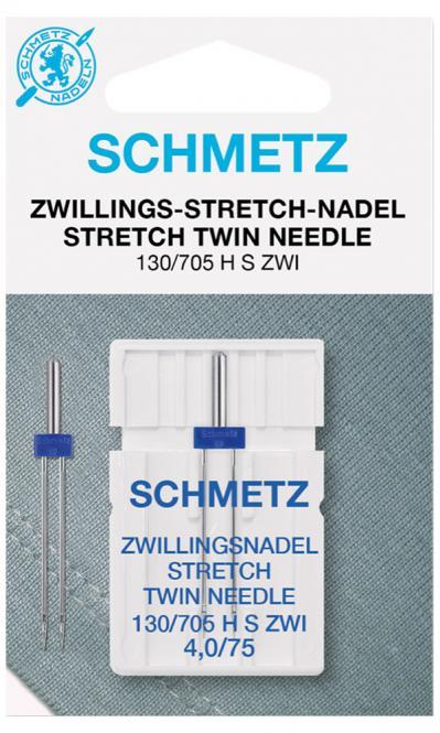 Wholesale Doppel-Nähmaschinennadel 130/705 Stretch 75/4,0 mm