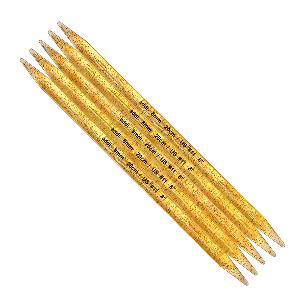 Wholesale Double Pointed Needles, Champagner