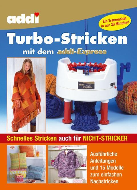 Großhandel Turbo-Stricken 2 mit dem addi-Express