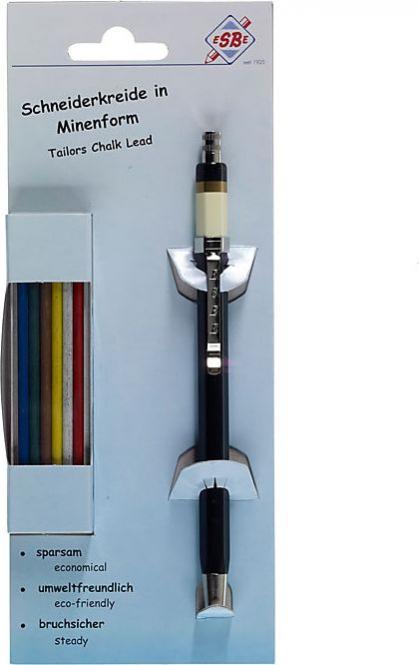 Großhandel Druckhalter mit Kreideminen farbig SB