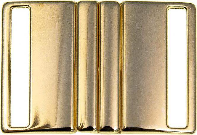 Großhandel Gürtelschnalle 40mm gold