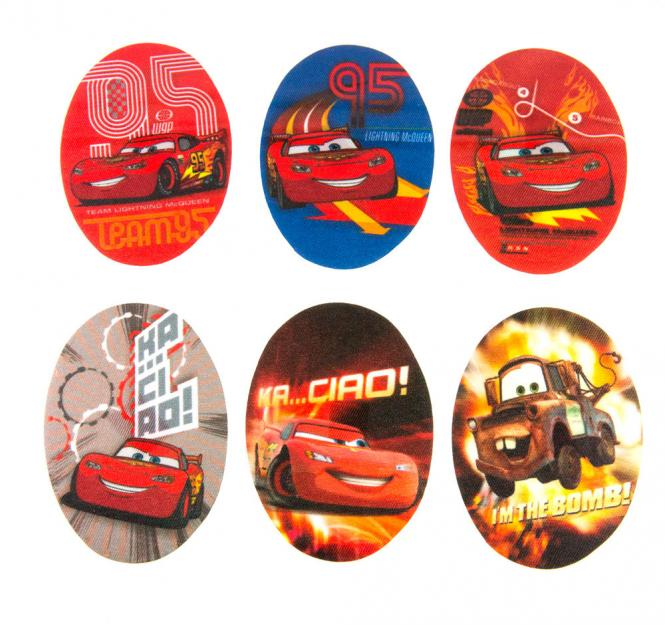Großhandel Patches Sort. 6x1 Disney Cars