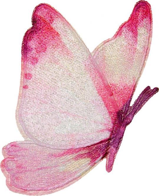 Großhandel Applikation Schmetterling