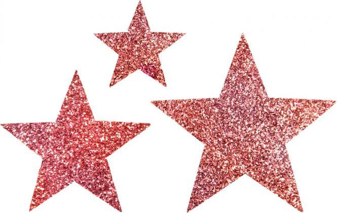 Wholesale Motif Assortment 3x2 Star