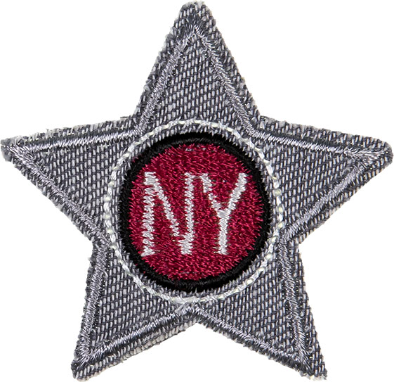 Großhandel Applikation Stern NY