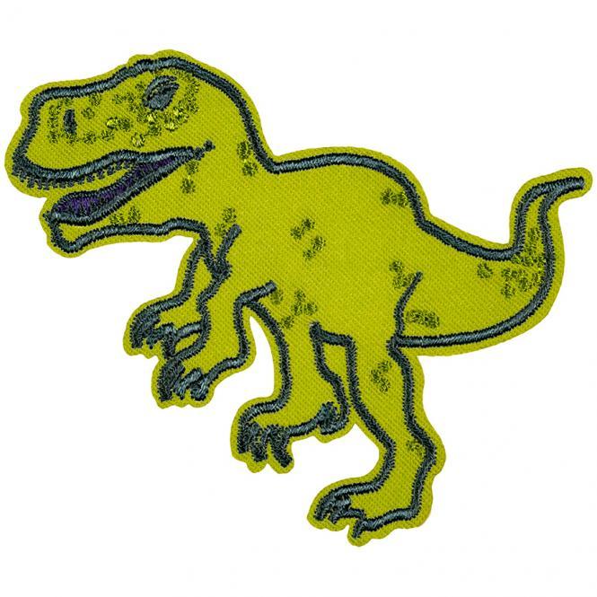 Großhandel Applikation T-Rex grün