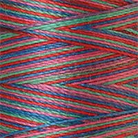 Mettler Silk-Finish Cotton multi 50 100m, 762303589186