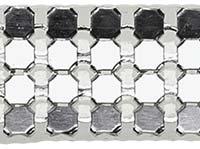 Glitterband Alu zum Aufbügeln 12mm, 4028752462880