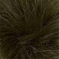 Faux Fur Pompoms 12cm, 4028752462644