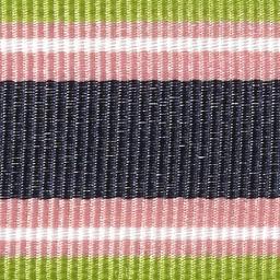 Grosgrain Ribbon 25Mm Striped, 4028752387626