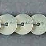 Paillettenborte einreihig 6mm irisierend, 4028752133926