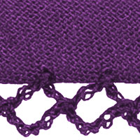 Bias Binding With Crochet Trim, 4028752369660