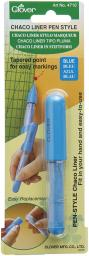 CHACO LINER Stift blau, 051221515101