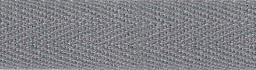Baumwollband kräftig 20 mm grau, 4002279153841