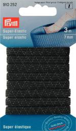 Super-Elastic 7 mm schwarz, 4002279100807