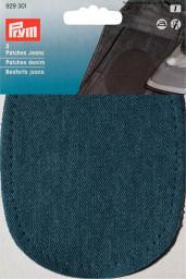 Patches Jeans (zum Aufbügeln) mittelblau, 4002279149325