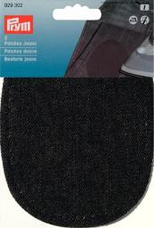 Patches Jeans (zum Aufbügeln) schwarz, 4002279158723