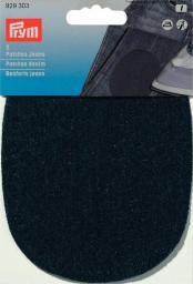 Patches Jeans (zum Aufbügeln) dunkelblau, 4049909293034