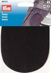Patches CO (zum Aufbügeln) 10 x 14 cm schwarz, 4002279149332