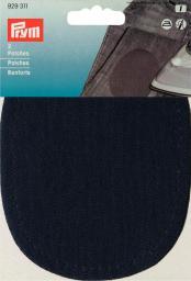 Patches CO (zum Aufbügeln) 10 x 14 cm marine, 4002279149349