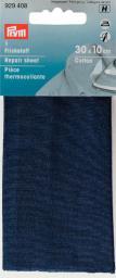 Repair sheet CO 12x45cm iron med.blue1pc, 4002279158747