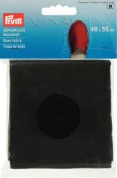 Espadrilles-Basisstoff 40x55cm schwarz, 4049909324011