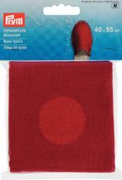 Espadrilles-Basisstoff 40x55cm rot, 4049909324035
