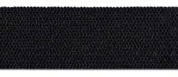 Smooth elast tape soft 15mm black cas10m, 4002279126104