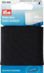 Elastic-Bund 60 mm schwarz, 4002279103303