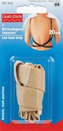 Low back strap flesh                 1pc, 4002279158761