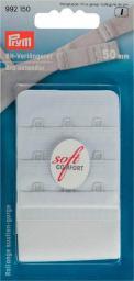 BH-Verlängerer 3 x 3 Haken 50 mm weiß, 4002279110905