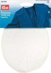 Schulterpolster Raglan PA S weiß, 4002279168449