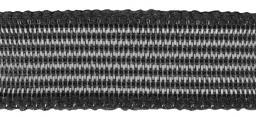 Jersey-Elastic 20 mm schwarz, 4002279105901