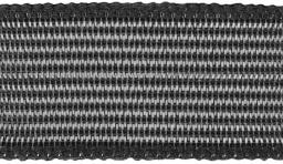 Jersey-Elastic 30 mm schwarz, 4002279106106