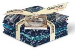 Fat Quarter Bundle Elegant Spirit, 4029394508011