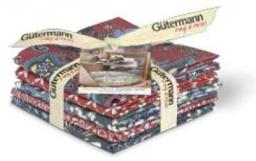 Fat Quarter Bundle Elegant Spirit, 4029394508028