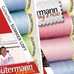 Sewing thread set  - SUMMER LOFT, 4029394096730