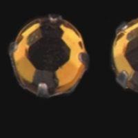 Aufnähkristalle 7mm, 4008015454241