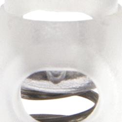 Kordelstopper 1-loch KST 15mm rund, 4028752448655