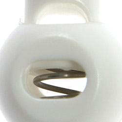 Kordelstopper 1-loch KST 18mm rund, 4028752448495
