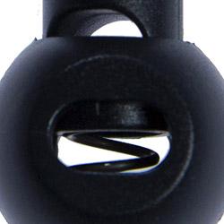 Kordelstopper 1-loch KST 18mm rund, 4028752448617