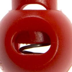 Kordelstopper 1-loch KST 18mm rund, 4028752448587