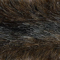 Faux Fur Trim Fox 5Cm, 4028752352013