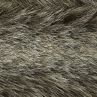 Faux Fur Trim Fox 5Cm, 4028752396413