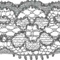 Perlon Lace 22Mm Elastic, 4028752467564