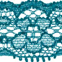 Perlon Lace 22Mm Elastic, 4028752467571