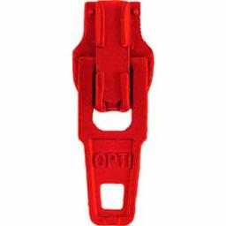 S40 Zipper With Fulda Handle, Colored, 4008003963151