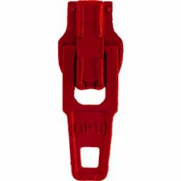 S40 Zipper With Fulda Handle, Colored, 4028752139652