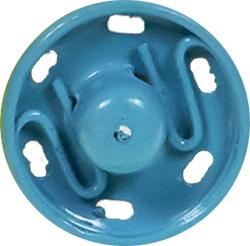 Druckknöpfe MS 6mm blau, 4028752435037
