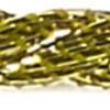 Kordel 2mm gold/silber, 4028752137269